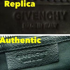 bce1f8b5683f Givenchy Bags - Authentic VS. Replica Givenchy Pandora
