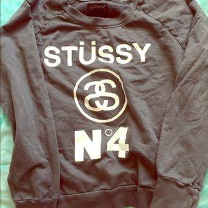 Stussy crew neck