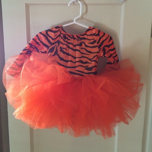 868adaadba Gymboree Other | Baby Tiger Tutu Costume | Poshmark
