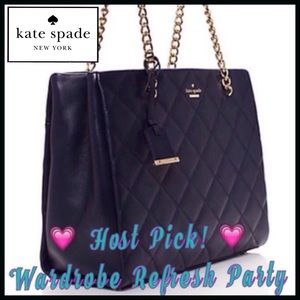 kate spade Handbags - 🔴Take 20% off sale🔴 Kate Spade Quilted Bag