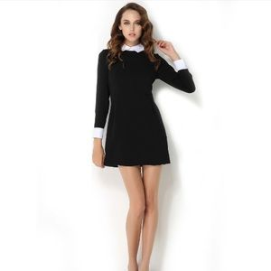 Forever 21 wednesday addams dress images