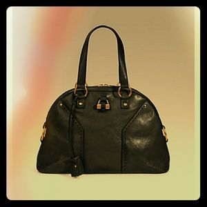 73% off Yves Saint Laurent Handbags - Ysl muse large bag from ...