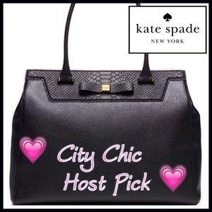 kate spade Handbags - Kate Spade Bow Satchel