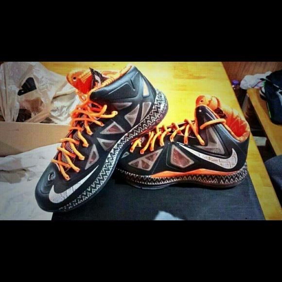 release date: 5e1ce 2db4c Nike Shoes   Lebron Bhm 10 S   Poshmark