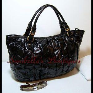 Handbags - New Faux Leather Bag - Closeout Sale