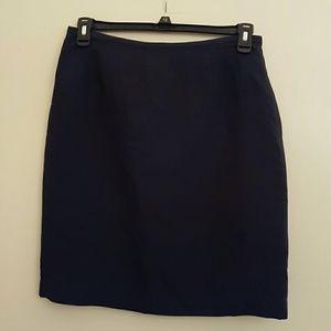 Valerie Stevens Dresses & Skirts - Dark Teal Skirt