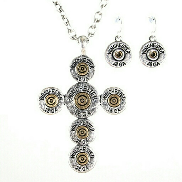 onion  Jewelry - Bullet necklace set