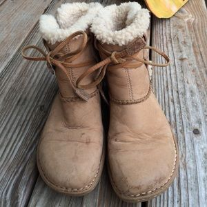 🎉Sale🎉Brown Ugg ankle boots