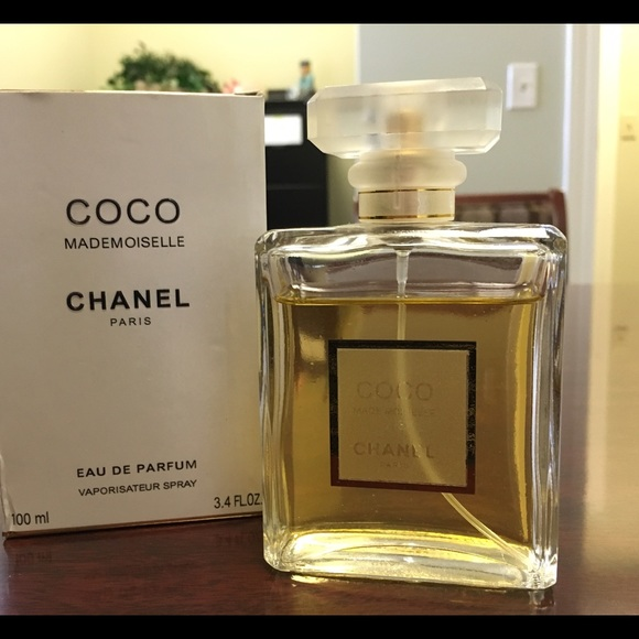Chanel Other Authentic Coco Mademoiselle Parfum With Box Poshmark