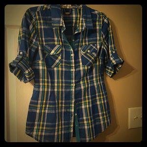ARIS Tops - Buttoned shirt