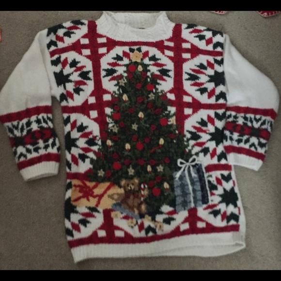 Tiara International Sweaters Flash Sale Ugly Christmas Sweater