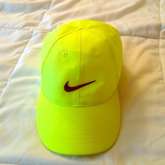 ... Neon Green Nike Kids Hat. M 563e2f68b5643e0265010648 2cd82c65b5f
