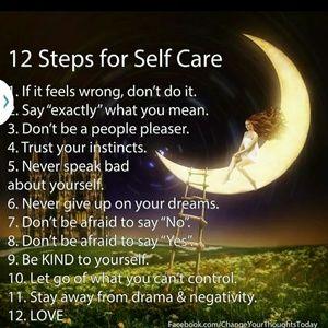 12 MARVELOUS STEPS