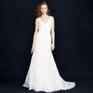 Jcrew Sarah Lace Wedding Dress