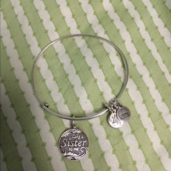 Alex And Ani Jewelry Like A Sister To Me Alex Ani Bracelet Poshmark
