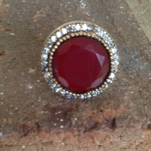 Jewelry - HANDCRAFTED RUBY RING