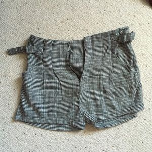 NEW tweed shorts