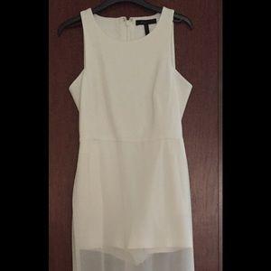 7799dbf91df BCBGMaxAzria Dresses - Bcbg Kenzie Sleeveless Skirted Romper