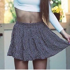 Brandy Melville blue skirt