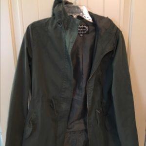 Jackets & Blazers - NWOT olive green jacket