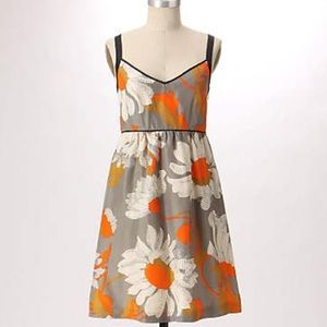 Anthropologie Moulinette Soeurs GrandGazania Dress