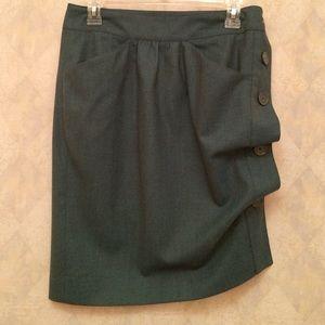 Patrizia Pepe Dresses & Skirts - Patrizia Pepe skirt size 42(6). Side buttons