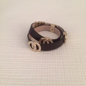 Bulgari double coil bracelet