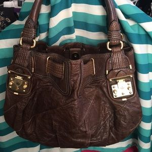 Juicy Couture Handbags - Juicy couture soft brown medium size Hobo