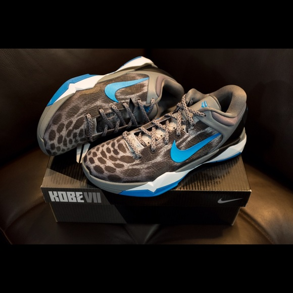 Kobe 7 Snow Leopard Size 11   Provincial Archives of ...