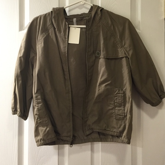 Old Navy - Old Navy olive/army green jacket from Amy's closet on ...