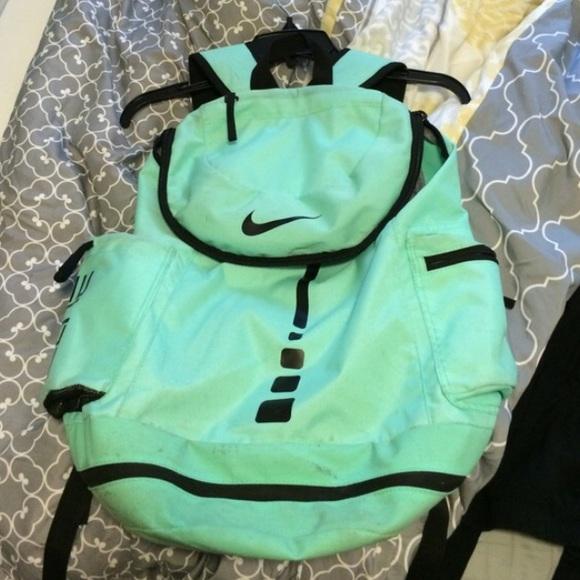 f69d7ec4a271 Nike Other - HOLDNike Elite Backpack Mint