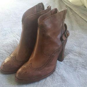 Belstaff  Shoes - Belstaff leather botties