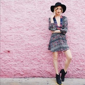 NEW Desert Festival Junim L.A. Isla Dress