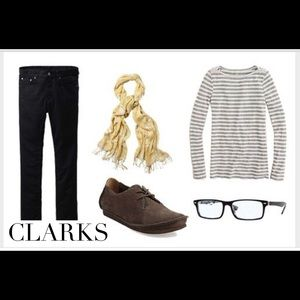 Clarks Shoes - Worn once Clarks