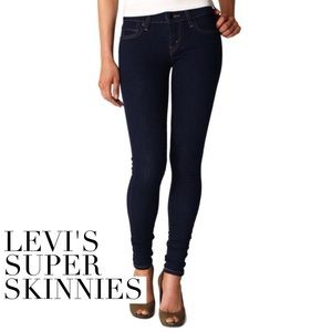 Levi's Denim - Holy Grail of skinnies SOLD in bundle