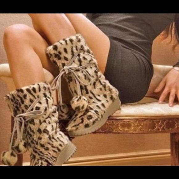 c331ee2a75c Victoria's Secret Colin Stuart Faux Fur Boots. M_563eb2695c12f8288d0055d9