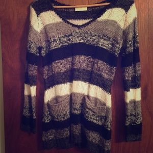 sz m sweater tunic