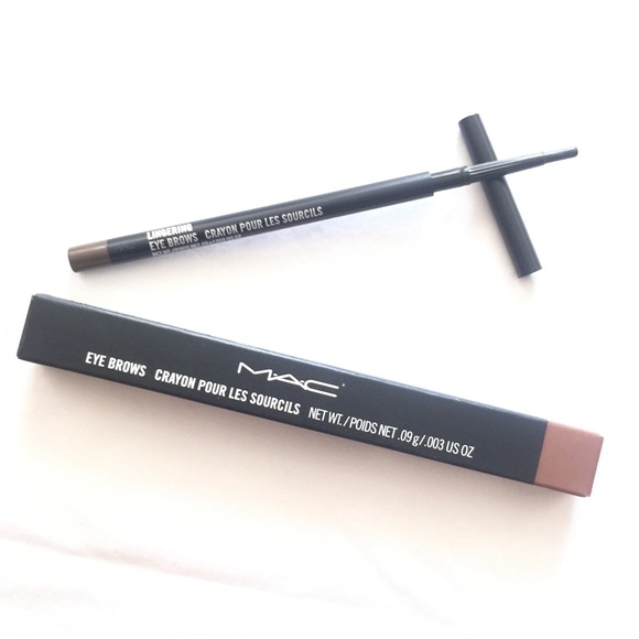 Mac Cosmetics Makeup Eye Brow Crayon Nib Mac Brow Shade Lingering