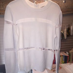 A Gorgeous White Sweater from Endless Rose