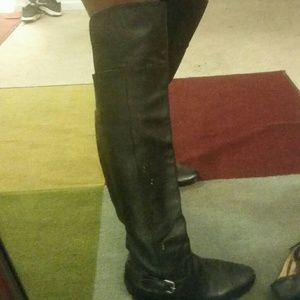 dv by dolce vita shoes dv leather horse riding style over the knee