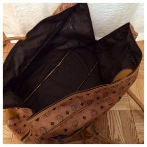 ec97df30cc84 MCM Bags - ✨SALE✨MCM Signature XL Travel Duffle Bag