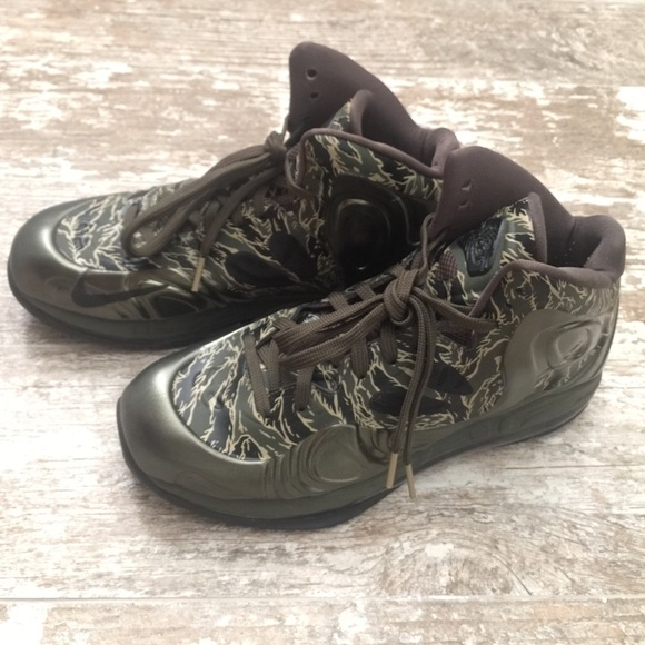 Top Camo Poshmark Nike High schoenen Foam Zeldzame pCxwB8q