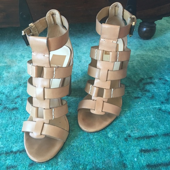 Dolce Vita Shoes - Dolce Vita Stacked Heel Gladiator Sandal