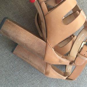 Dolce Vita Shoes - Dolce Vita Stacked Heel Gladiator Sandal