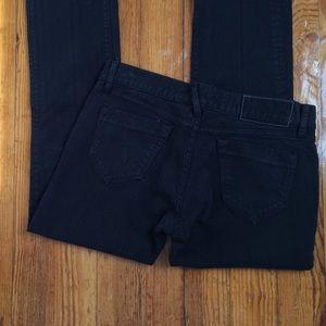 Loomstate Black Denim Boot Cut Jeans 28