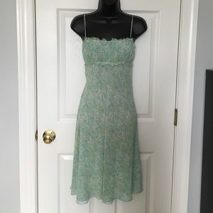Pretty sundress, fully lined and very flattering.