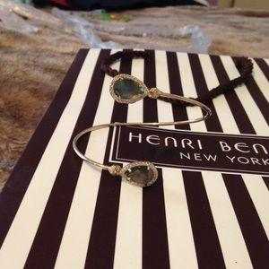 Henri Bendel Gem bracelet