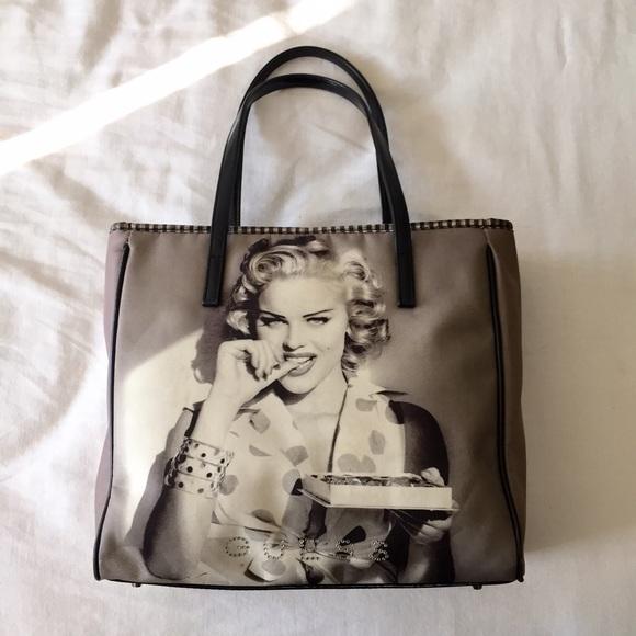 50eab7491c Guess Handbags - Rare Guess Anna Nichole for Marilyn Monroe bag