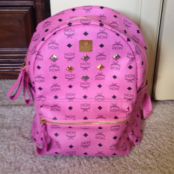 21% off MCM Handbags - MCM Pink Backpack from Tami's closet on ...