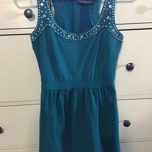 Cynthia Rowley short skater dress